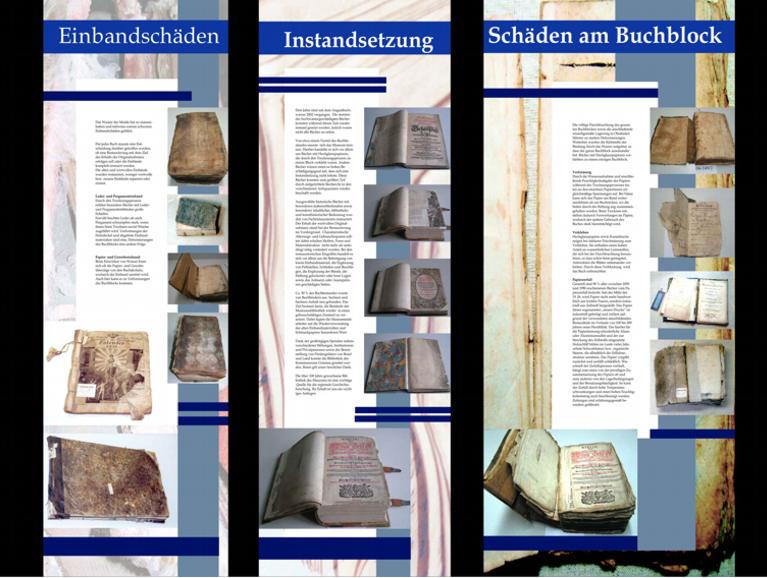 Design f r ausstellungen in leipzig gestaltung museum for Innenarchitektur kurse