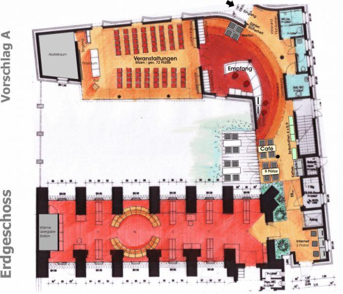 Architektur f r kulturelle einrichtungen in leipzig for Kurse innenarchitektur